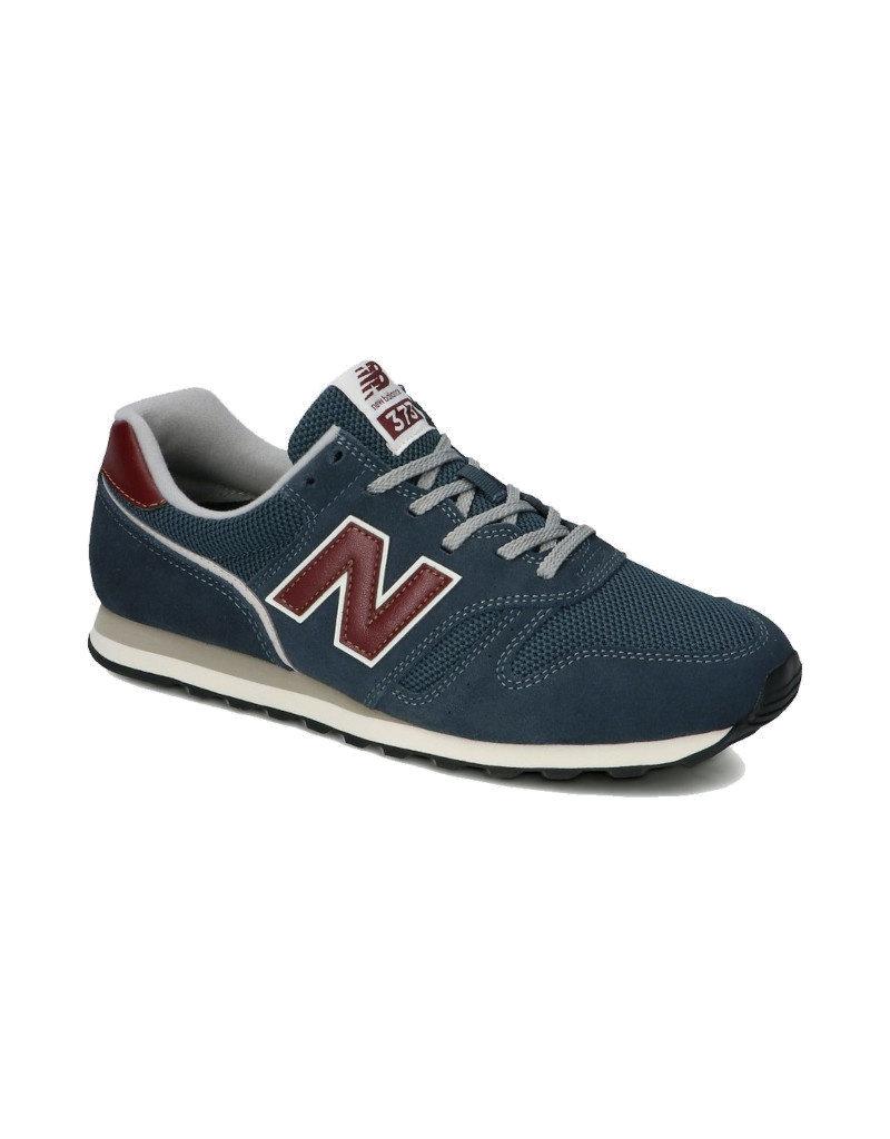 New Balance New Balance - 373 -- ML373RA2  l  Navy/Red