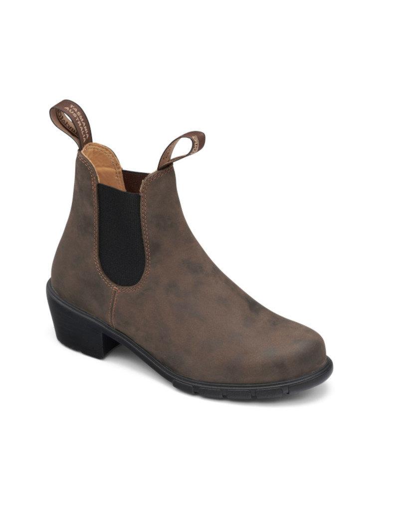 Blundstone Blundstone - 1677 -- Women Series Heel | Rustic Brown