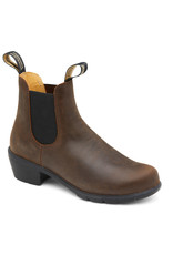 Blundstone Blundstone  - 1673 -- Women Series Heel | Antique Brown