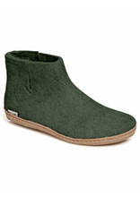 Glerups Glerups Low Boot Leather Sole | Forest