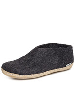 Glerups Glerups Shoe Leather Sole | Charcoal