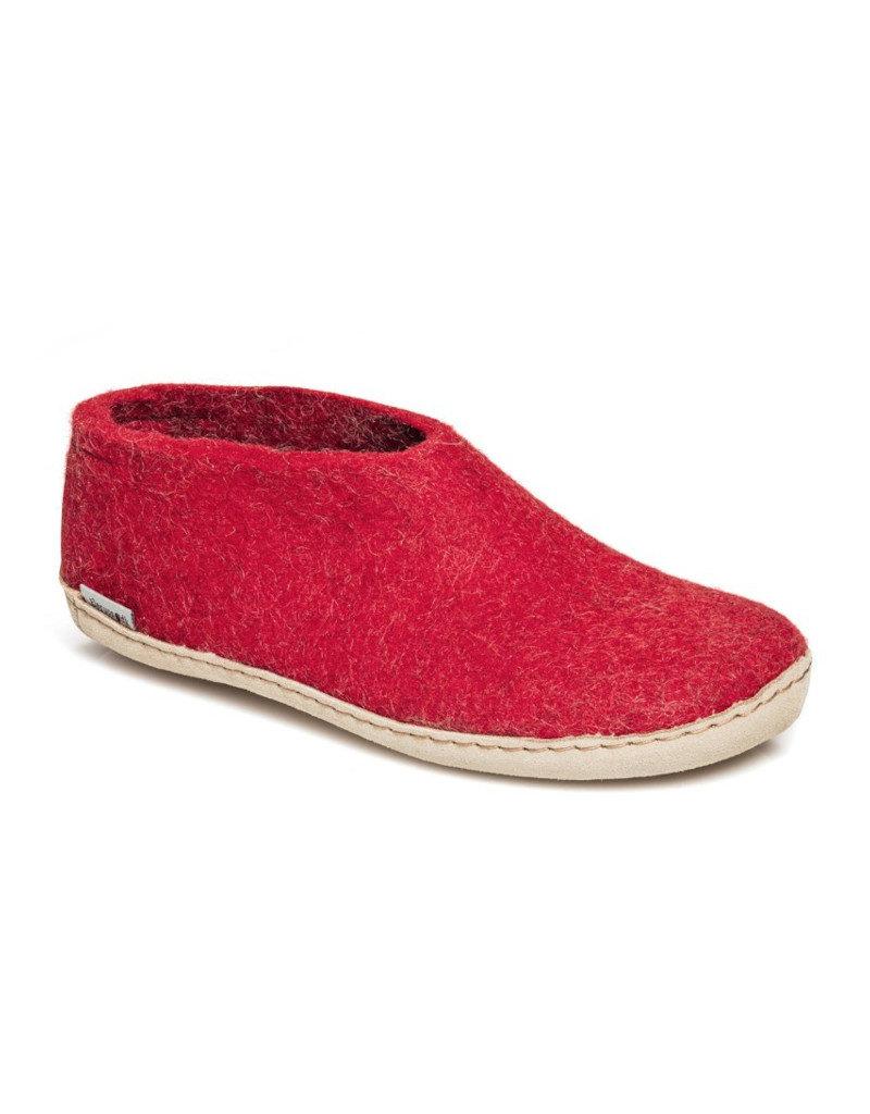 Glerups Glerups Shoe Leather Sole | Red