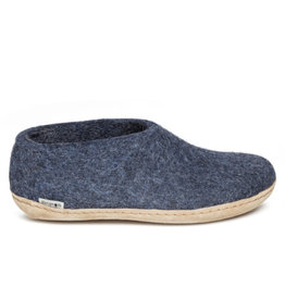 Glerups Glerups Shoe Leather Sole | Denim