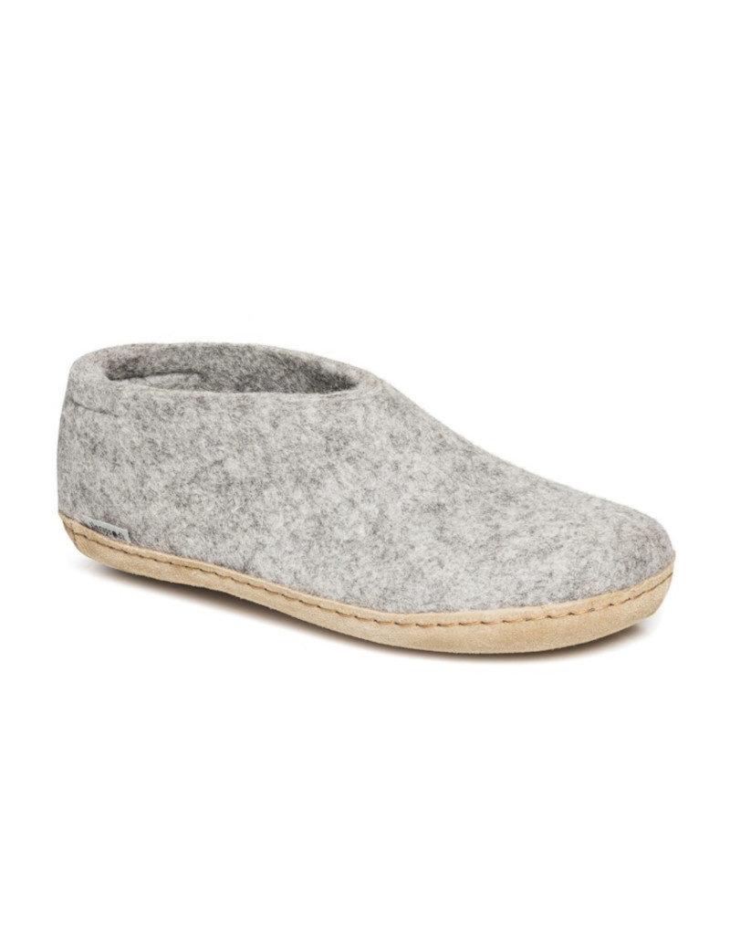 Glerups Glerups Shoe Leather Sole | Grey