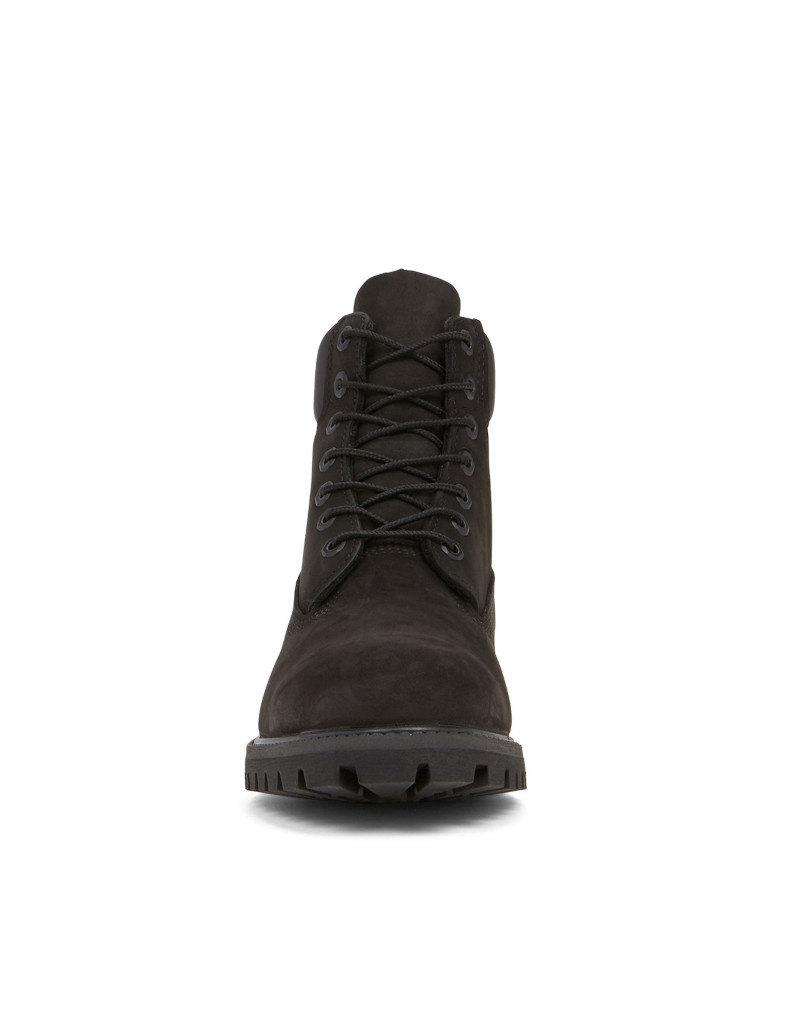 "Timberland Timberland - Premium 6"" Men -- TB010073001 |  Black Nubuck"