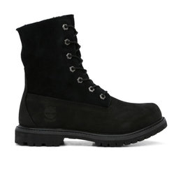 Timberland Timberland - Authentic  Fleece Women | Black Nubuck