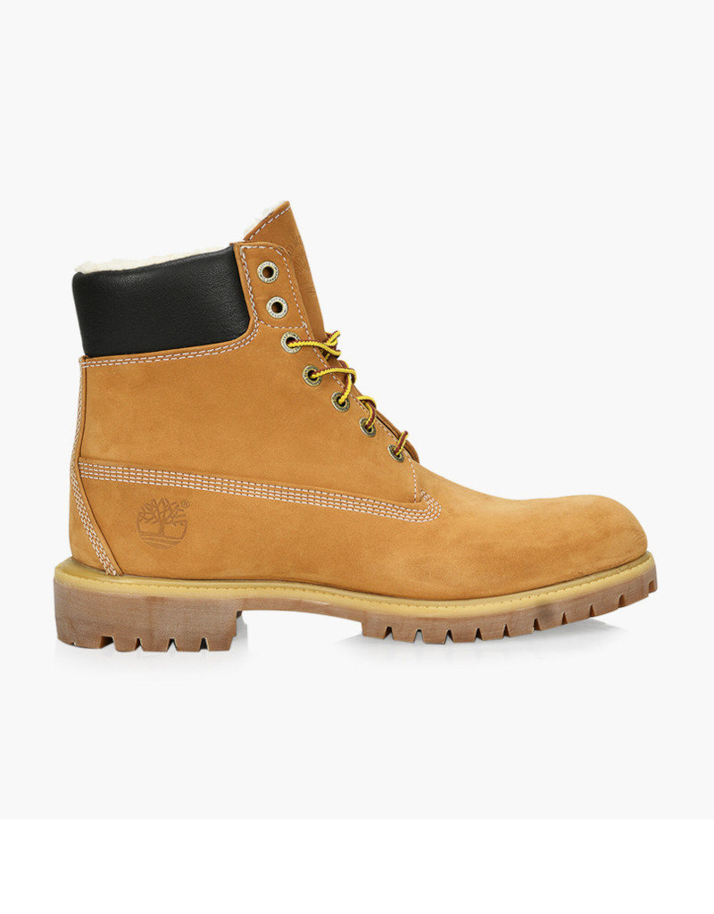 "Timberland Timberland - Premium 6"" Warm Homme -- TB0A13GA231 |  Wheat Nubuck"