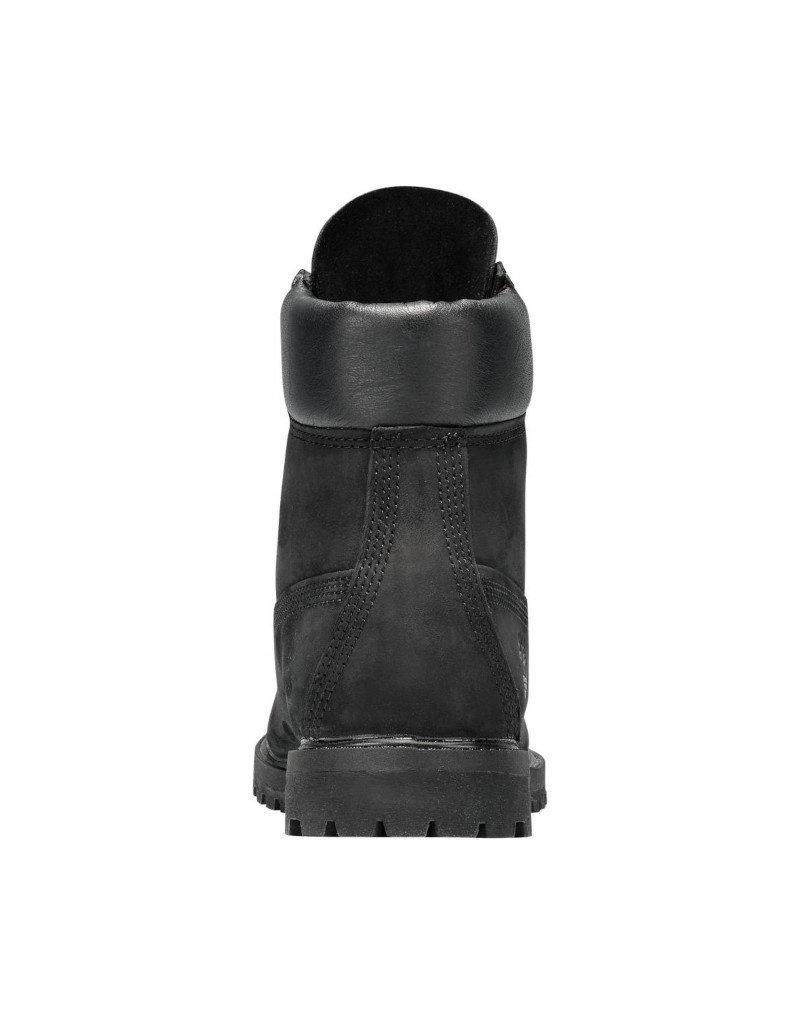 Timberland Timberland - Men Premium 6 IN -- TB0A1MA6001 |  Black Full Grain