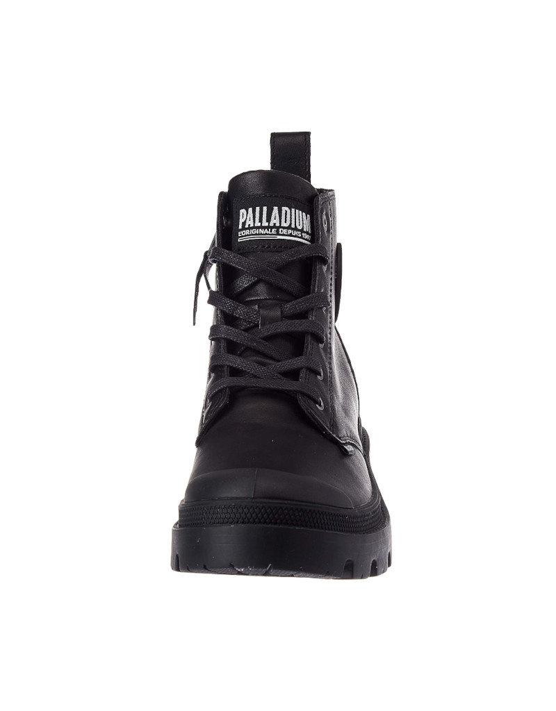 Palladium Palladium - Femme Pallabase Leather -- 96905 | Noir