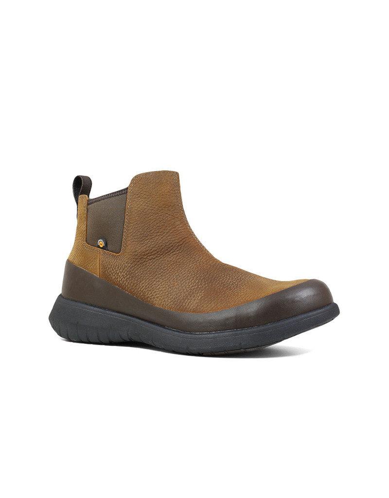 Bogs Footwear Bogs - Bottes homme Freedom Chelsea - 72471 | Cannelle
