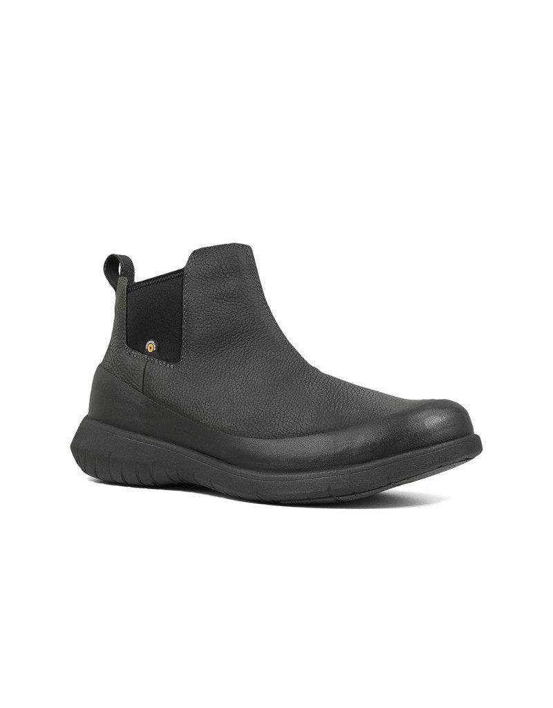 Bogs Footwear Bogs - Men Boots Freedom Chelsea -- 72471 | Gray