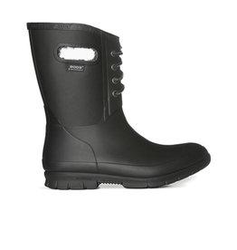 Bogs Footwear BOGS -  Bottes femme Amanda Plush - Noir
