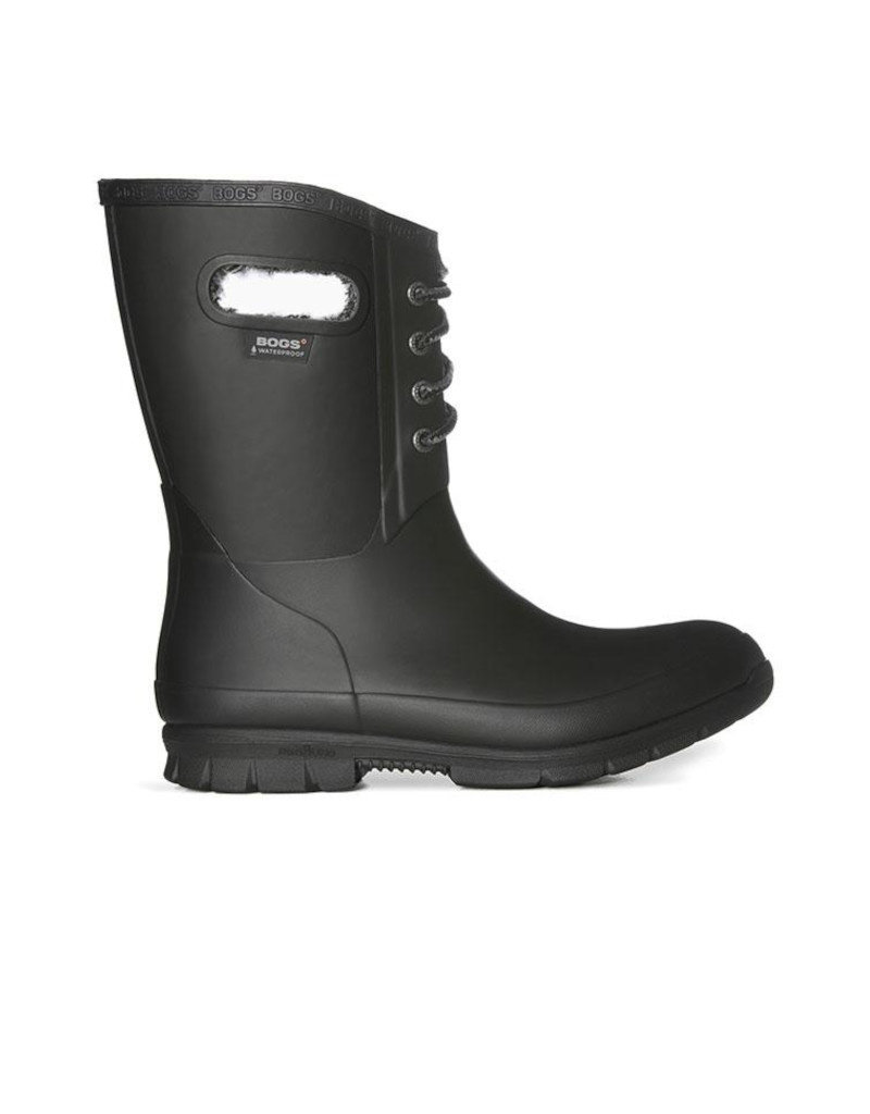 Bogs Footwear BOGS -  Bottes femme Amanda Plush -- 72103 | Noir