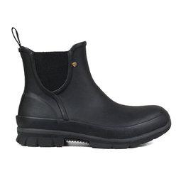 Bogs Footwear BOGS -  Bottes femme Amanda Plush Slip On Noir