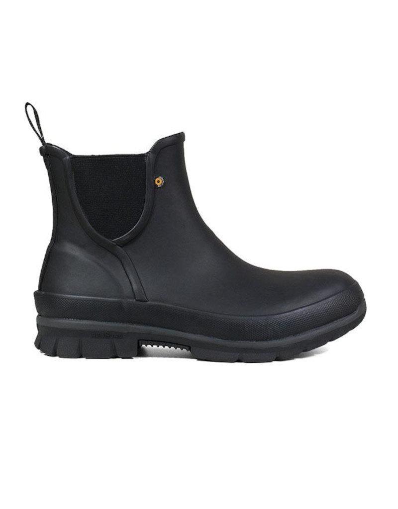 Bogs Footwear BOGS -  Bottes femme Amanda Plush Slip On -- 72247 | Noir