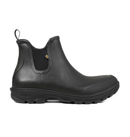 Bogs Footwear BOGS - Men Boots Sauvie Slip On Boot  Black