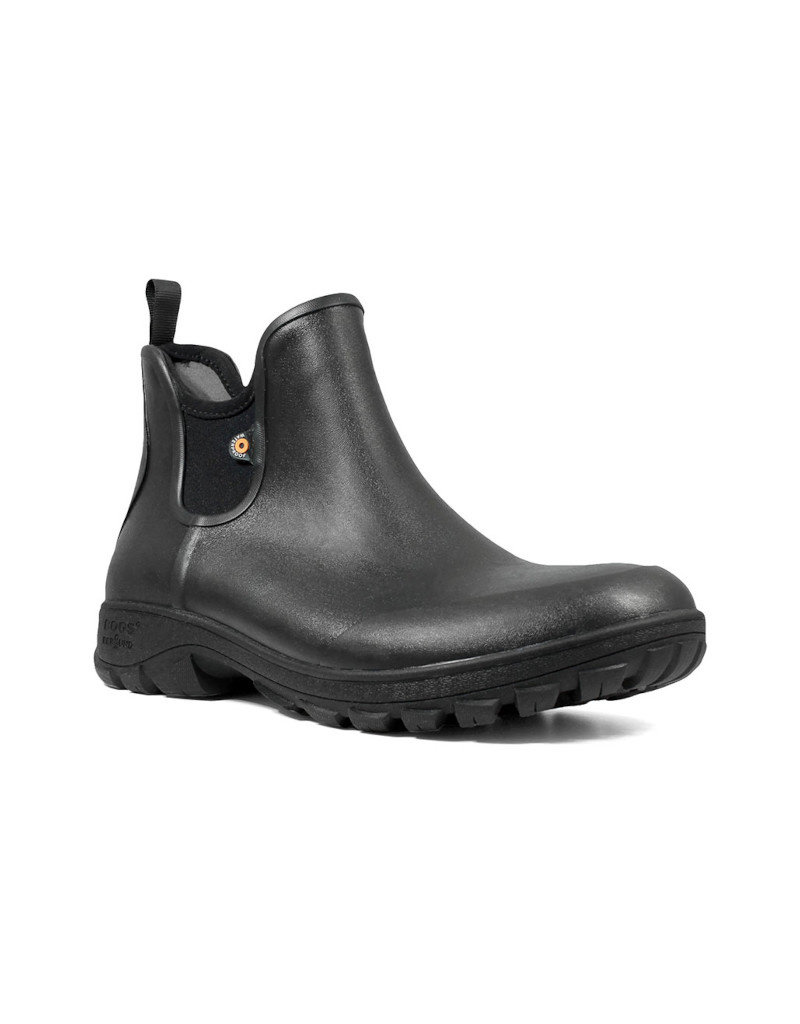 Bogs Footwear BOGS - Men Boots Sauvie Slip On Boot -- 72208   Black