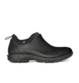 Bogs Footwear BOGS - Bottes homme Sauvie Slip On Noir