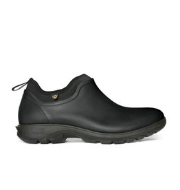 Bogs Footwear BOGS - Men Boots Sauvie Slip On Black