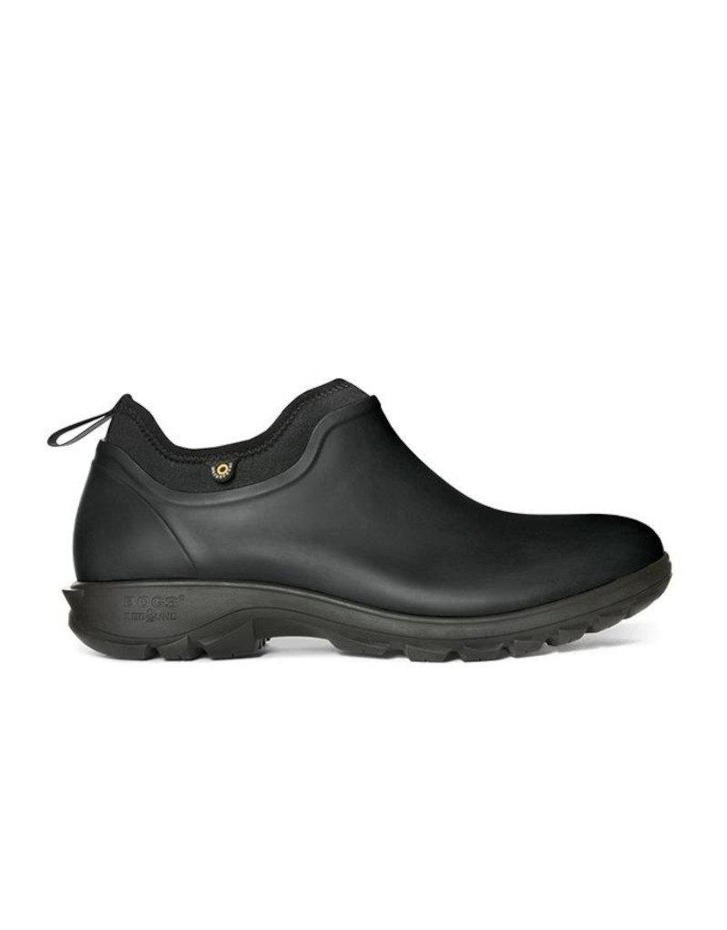 Bogs Footwear BOGS - Bottes homme Sauvie Slip On -- 72207 | Noir