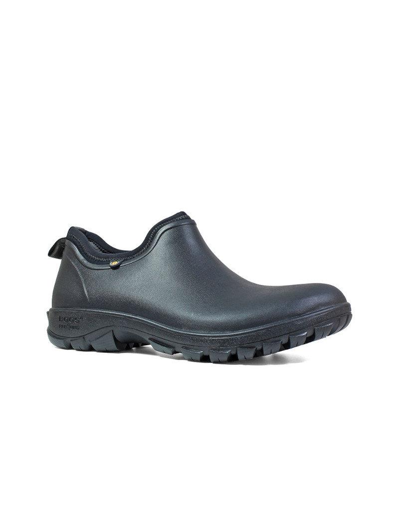 Bogs Footwear BOGS - Men Boots Sauvie Slip On -- 72207 | Black
