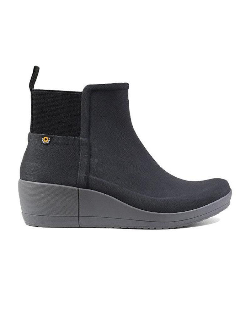 Bogs Footwear BOGS - Bottes femme Vista Wedge -- 72511 | Noir