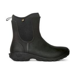 Bogs Footwear BOGS -  Bottes femme Sauvie Slip On Boot Noir