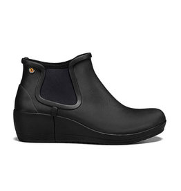 Bogs Footwear BOGS - Women boots Vista Ankle Wedge Black