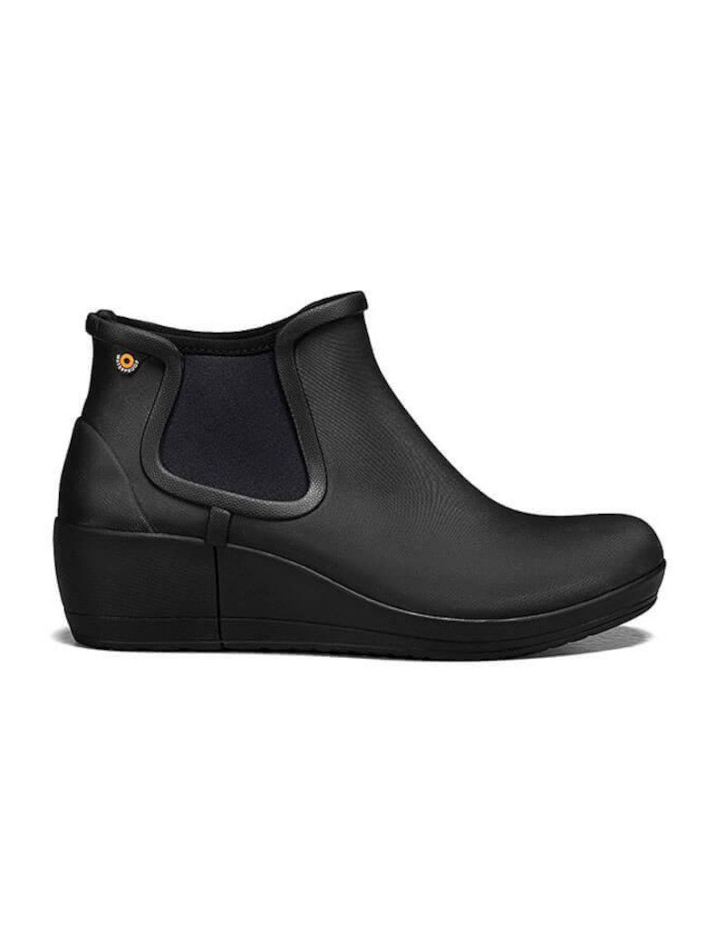 Bogs Footwear BOGS - Women boots Vista Ankle Wedge -- 72557 | Black