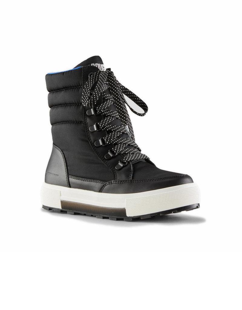 Cougar Women vegan winter boots Cougar Wahoo | Black/White