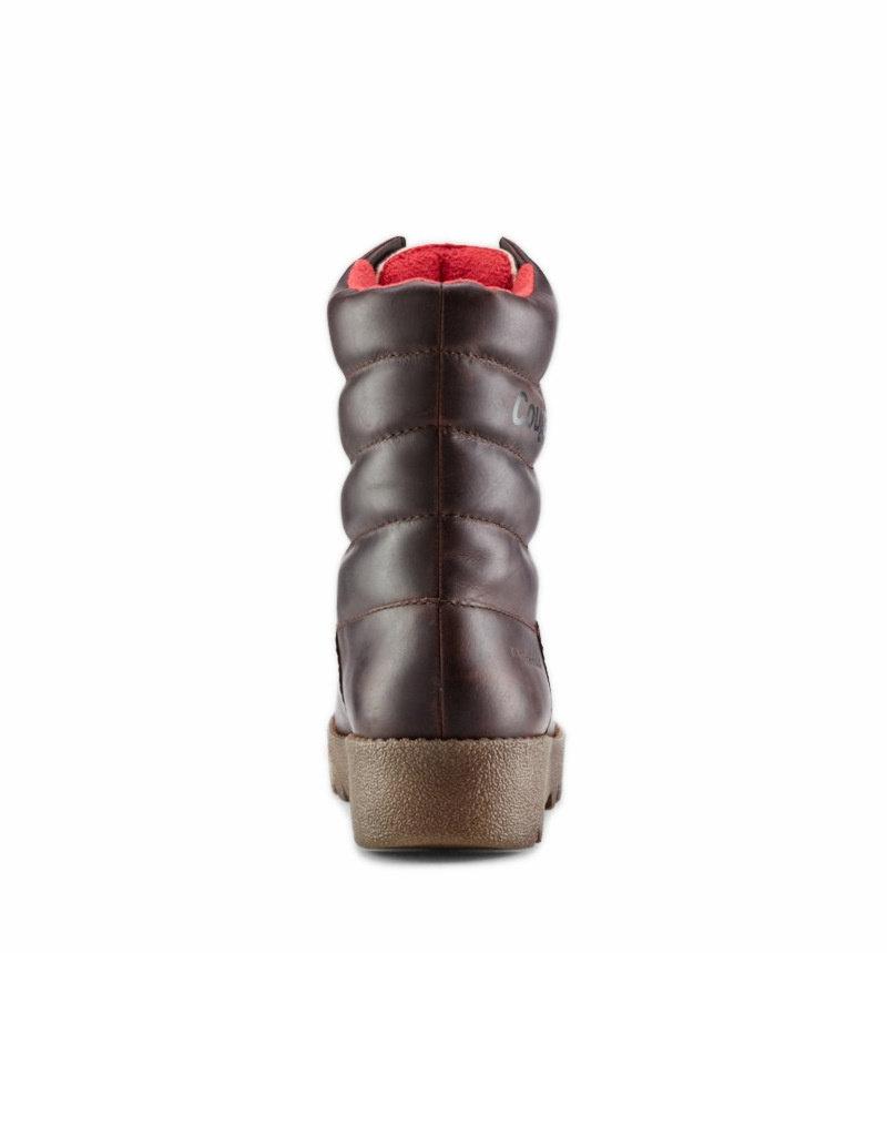 Cougar Bottes d'hiver en cuir pour femme Cougar Original Pillow Cask