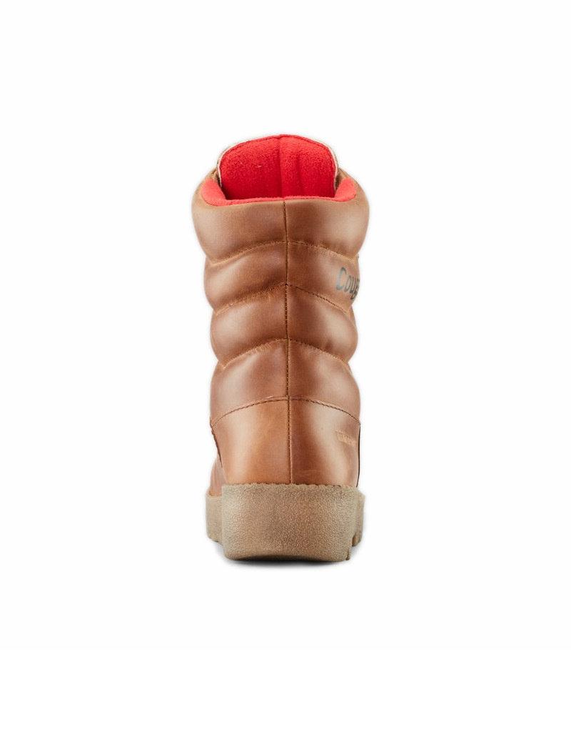 Cougar Bottes d'hiver en cuir pour femme Cougar Original Pillow Butternut
