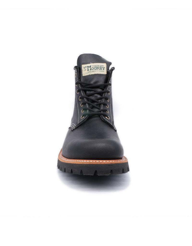 Canada West Canada West - WM Moorby Lug Boot -- 2814 | Black