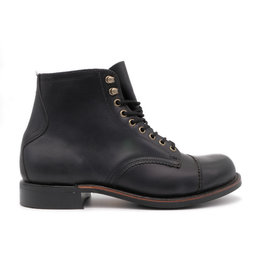 Canada West Canada West - WM Moorby Toe Cap - 2821 | Black