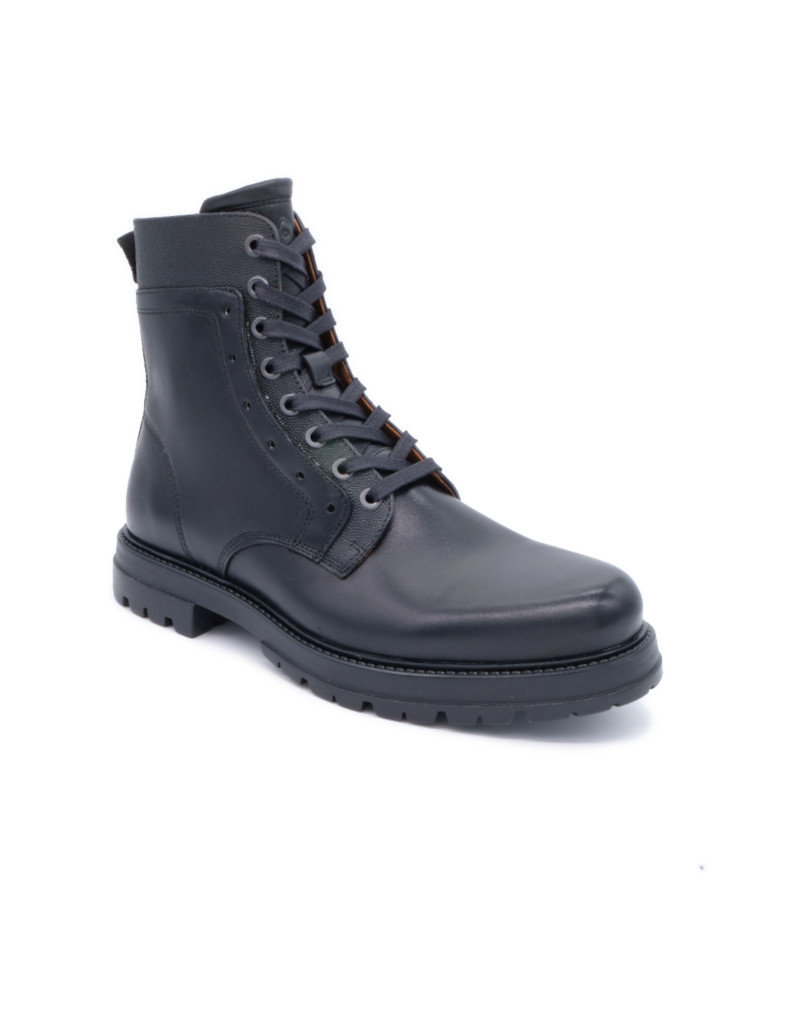 Ambitious Leather Dress boots for men Ambitious Black -- 10898