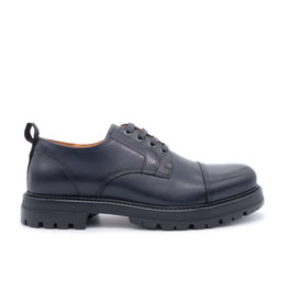 Ambitious Leather Dress Low Shoes for men Ambitious Black -- 10974