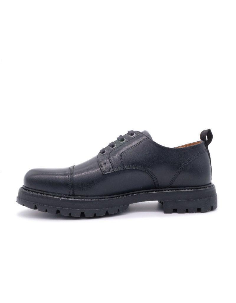 Ambitious Leather Dress Low Shoes for men Ambitious Black -- 10974