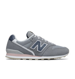 New Balance Chaussures baskets femme New Balance  996 Gris bleu