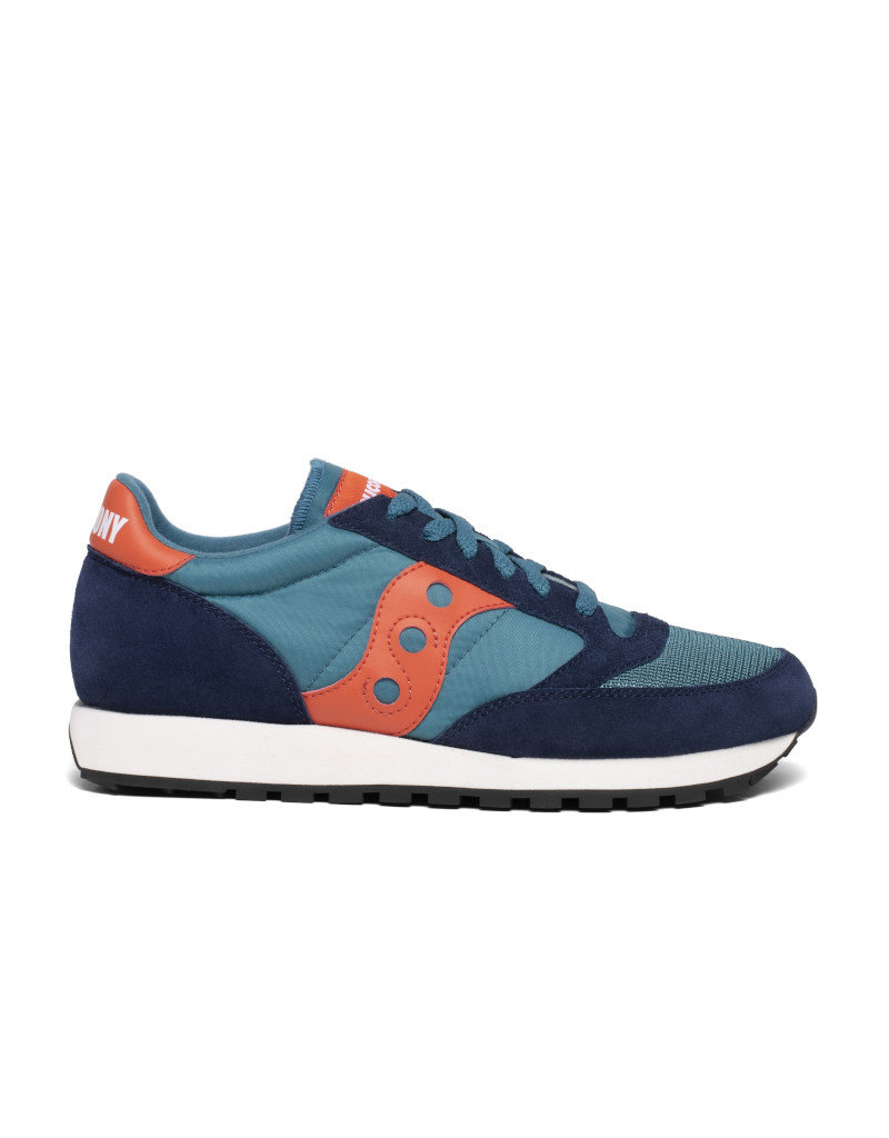 Saucony Chaussures baskets pour homme Saucony Jazz Original Vintage Pea Tea Orange