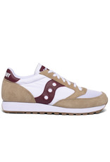 Saucony Chaussures basket homme Saucony Jazz Original Vintage Tan White Whine
