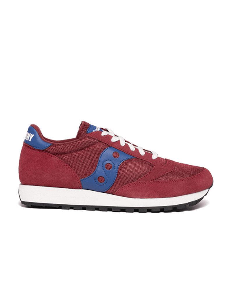 Saucony Men Sneakers Saucony Jazz Original Vintage Red Blue