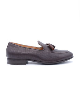 Coxx Borba Leather Loafer for men Coxx Borba Fany Brown