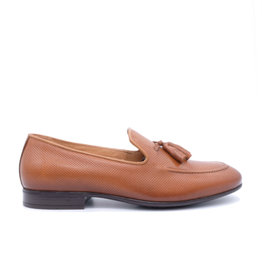 Coxx Borba Leather Loafer for men Coxx Borba Cognac