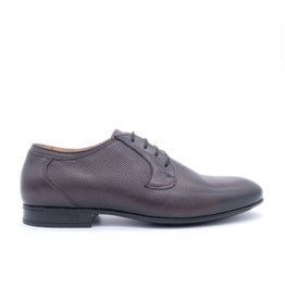 Coxx Borba Leather Mocassin for men Coxx Borba Fany Dark Grey