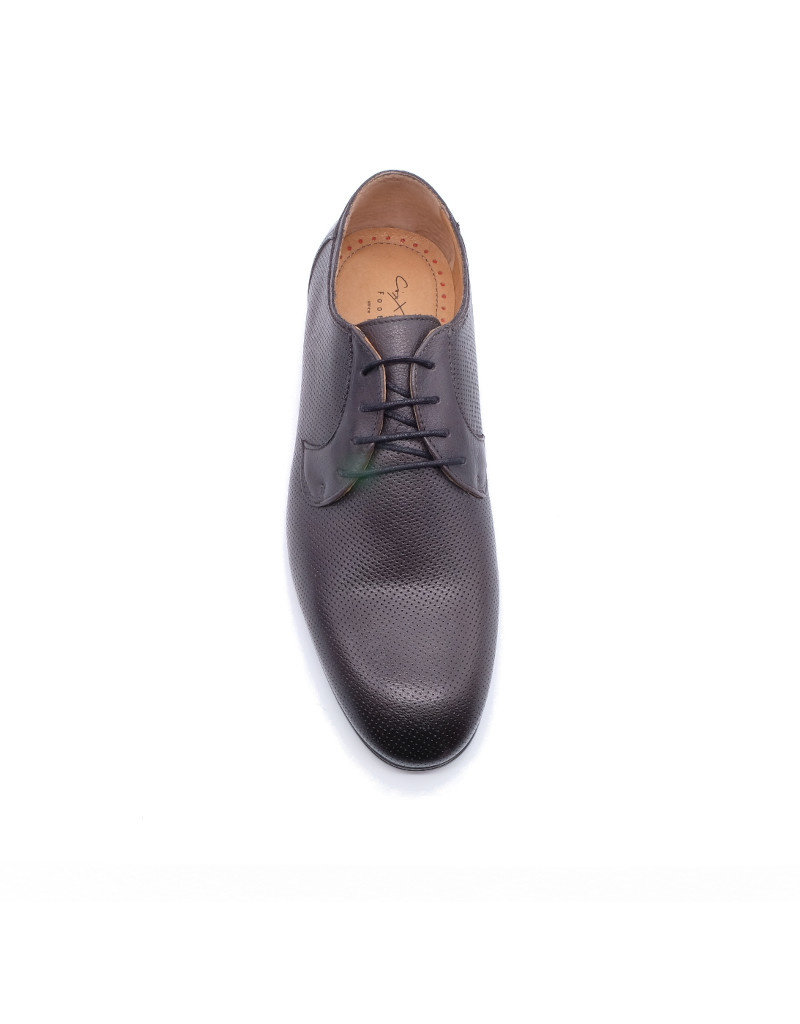 Coxx Borba Leather Mocassin for men Coxx Borba Fany Dark Grey