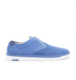 Coxx Borba Suede dress shoes for men Coxx Borba Alonso Blue