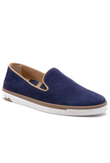 Coxx Borba Suede dress shoes slip on for men Coxx Borba Alonso Blue