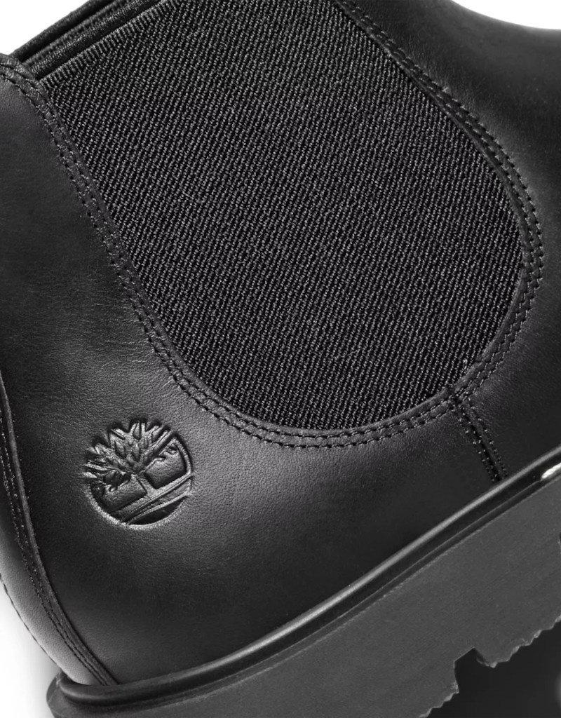 Timberland Men Waterproof leather boots Timberland Belanger EK+ chelsea Black TB0A2FMQ015
