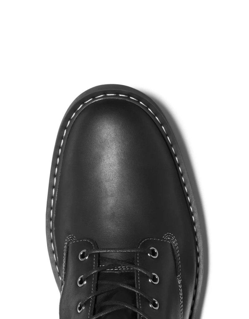 Timberland Botte imperméable en cuir homme Timberland Belanger EK+ 6inch Noir TB0A2FHE015