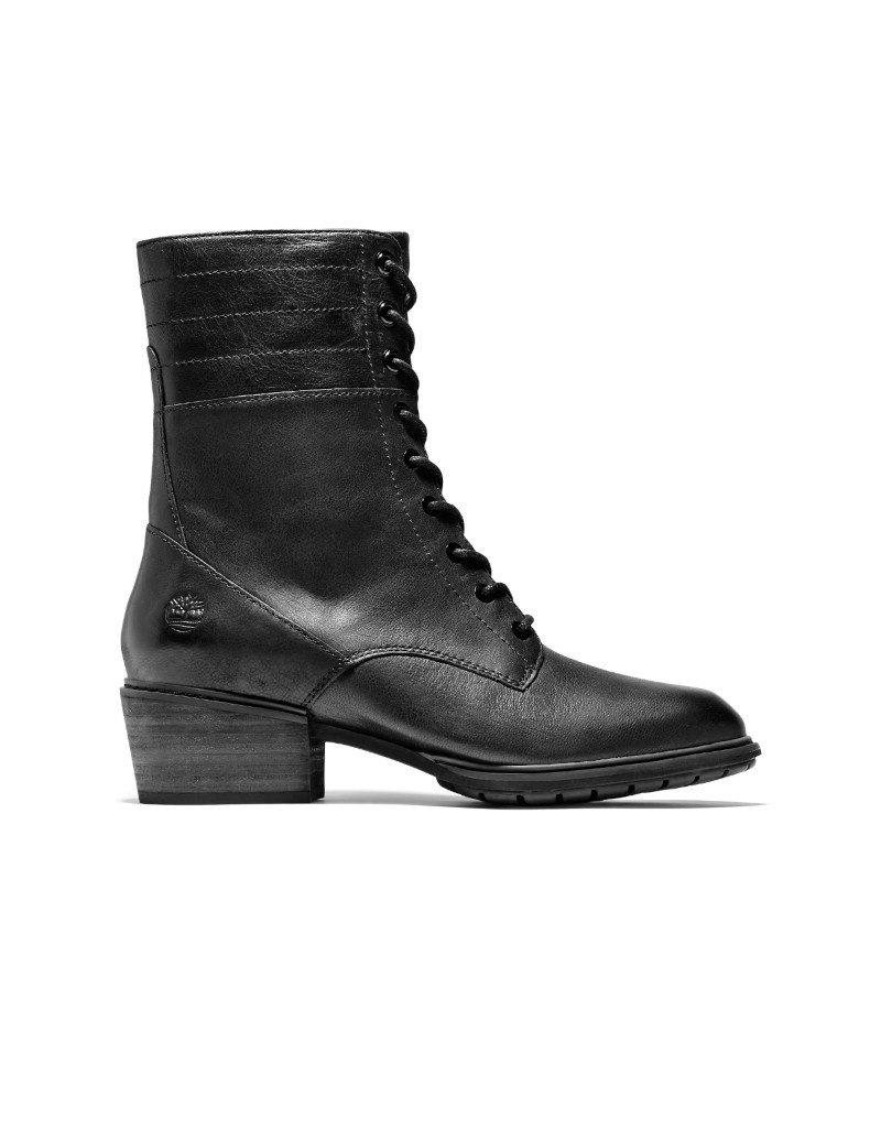 Timberland Timberland - Sutherlin Bay Side Zip women boots Black